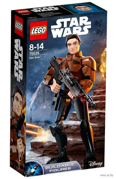 """LEGO Star Wars """"Хан Соло"""" — фото, картинка"""