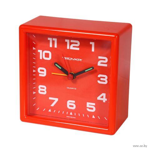 Часы настольные (6,5х6,5 см; арт. 08.30.803) — фото, картинка