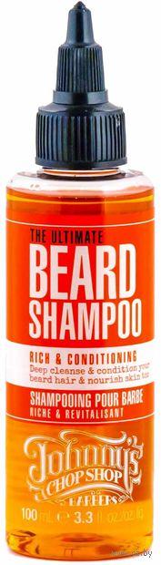"""Шампунь для бороды """"Johnnys Chop Shop"""" (100 мл) — фото, картинка"""
