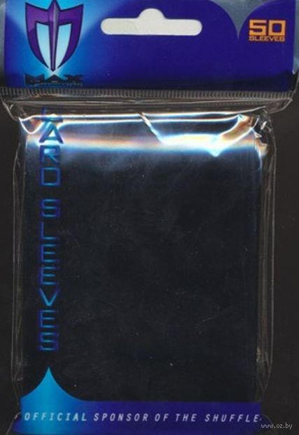 "Протекторы ""Shuffle-Tech"" (67х92 мм; 50 шт.; чёрные) — фото, картинка"