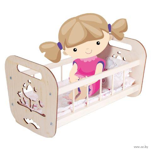 "Кроватка для кукол ""Надюша"" — фото, картинка"