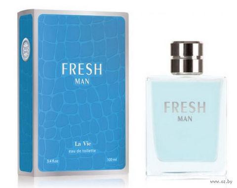 "Туалетная вода для мужчин ""Fresh"" (100 мл) — фото, картинка"