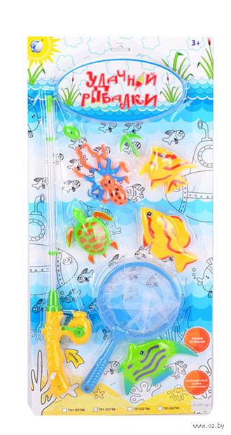 """Игровой набор """"Удачной рыбалки"""" (арт. 5501-48)"""
