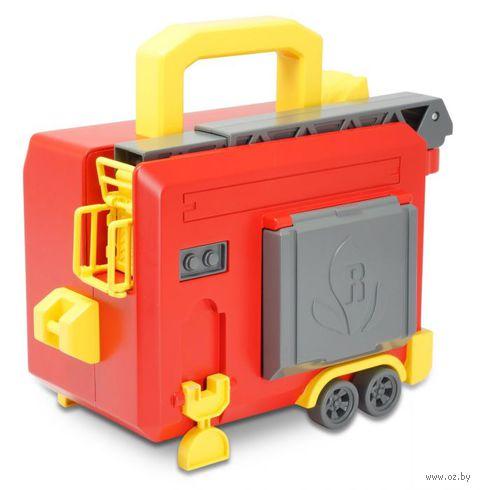 """Кейс-гараж """"Для трансформера Рой"""" — фото, картинка"""