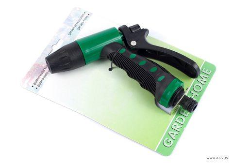 Пистолет для полива садовый пластмассовый (19 см)