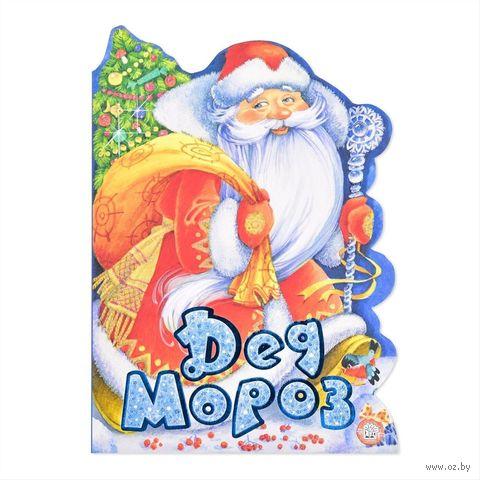 Дед Мороз. У новогодней елки — фото, картинка