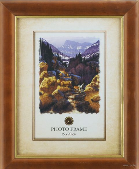 """Фоторамка деревянная """"Deluxe, Stella"""" (15х20 см) — фото, картинка"""