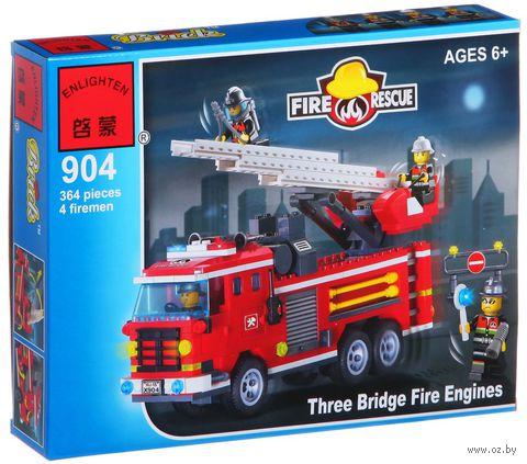 """Конструктор """"Fire Rescue. Пожарная охрана"""" (364 детали) — фото, картинка"""