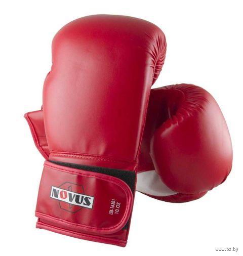 Перчатки боксёрские LTB-16301 (L/XL; красные; 12 унций) — фото, картинка