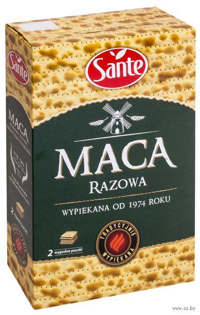 """Маца пшенично-ржаная """"Sante"""" (180 г) — фото, картинка"""