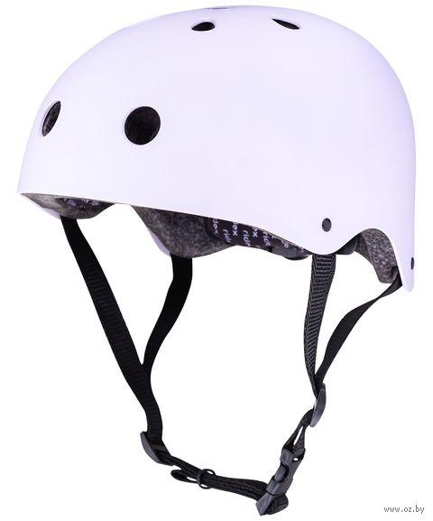 """Шлем защитный """"Inflame"""" (L; белый) — фото, картинка"""