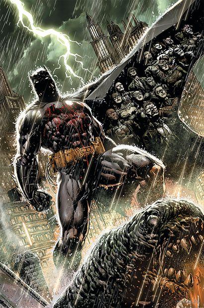 """Постер """"DC. Batman"""" — фото, картинка"""