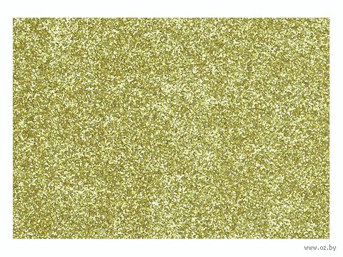 """Фольга для декорирования ткани """"Золотой"""" (90х160 мм)"""