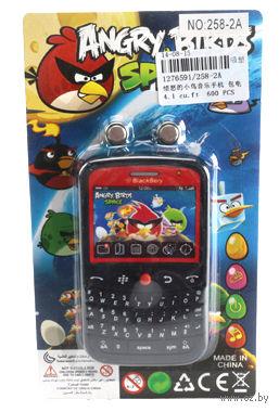 """Музыкальная игрушка """"Телефон. Angry Birds"""" (арт. 258-2A)"""
