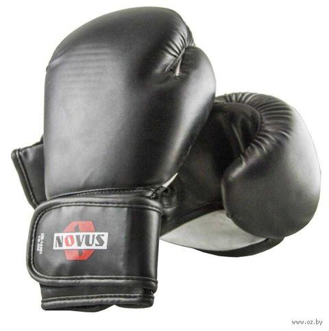 Перчатки боксёрские LTB-16301 (L/XL; чёрные; 12 унций) — фото, картинка