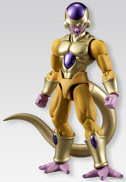 "Фигурка ""Dragon Ball Z Shodo: Gold Frieza"" — фото, картинка"