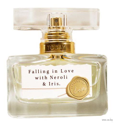 "Парфюмерная вода для женщин ""Falling In Love With Neroli & Iris"" (30 мл) — фото, картинка"