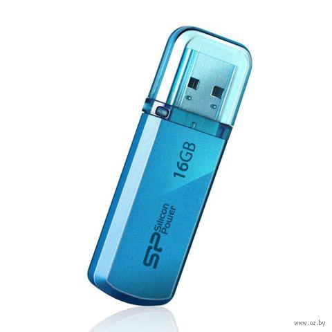 USB Flash Drive 16Gb Silicon Power Helios 101 (Blue)