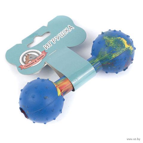 Игрушка для собаки резиновая (15х5 см; арт. YT3461)