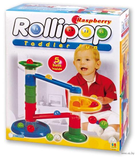 """Конструктор """"Rollipop"""" (19 деталей)"""