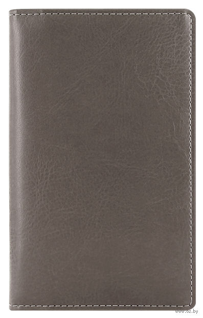 "Записная книжка Filofax ""Flex"" (Slimline, Smooth, grey)"