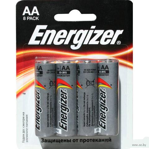 Батарея Energizer Conversion R06 AA FSB8 8шт