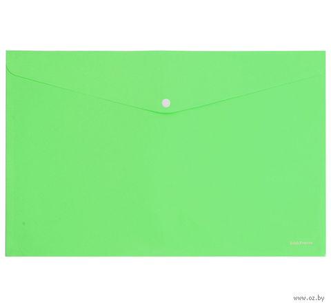 """Папка-конверт """"Envelope"""" (А4; салатовая) — фото, картинка"""