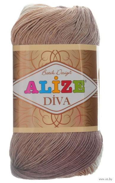 "Пряжа ""ALIZE. Diva Batik Design №1815"" (100 г; 350 м) — фото, картинка"