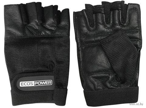 Перчатки для фитнеса 5103-BLM (M; чёрные) — фото, картинка
