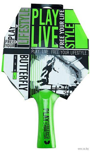 "Ракетка для настольного тенниса ""Free your Style"" (арт. 85205) — фото, картинка"