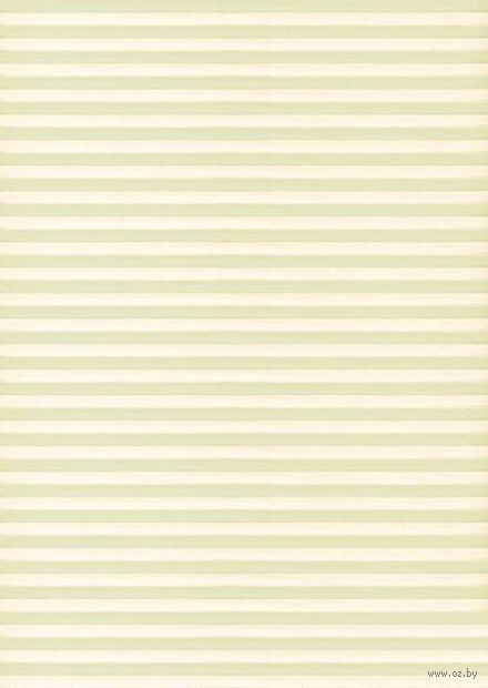 "Бумага для декупажа рисовая ""Полоски"" №6 (210х300 мм) — фото, картинка"