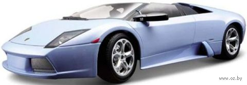 "Модель машины ""Bburago. Lamborghini Murcielago Roadster"" (масштаб: 1/18)"
