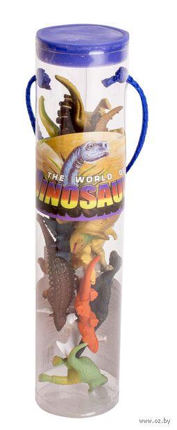 """Набор фигурок """"Динозавры"""" №2 (12 шт.) — фото, картинка"""