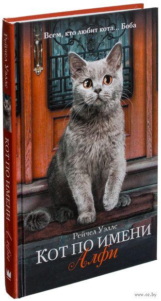 Кот по имени Алфи. Рейчел Уэллс