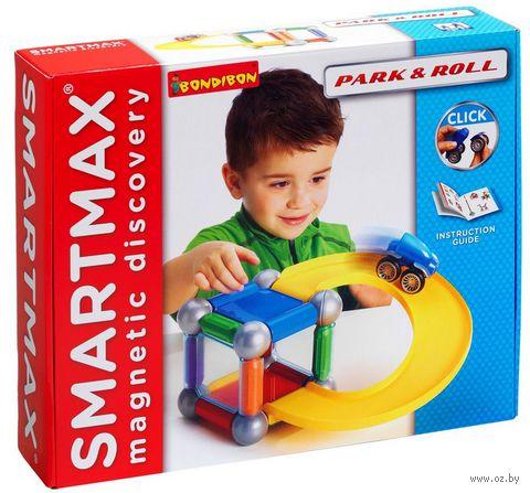 "Конструктор ""SmartMax. Паркинг"" (28 деталей) — фото, картинка"