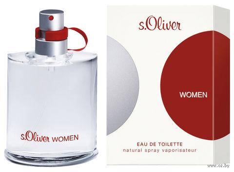 """Туалетная вода для женщин """"s.Oliver Women"""" (30 мл) — фото, картинка"""