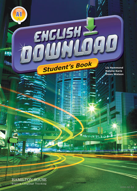 English Download A1. Student's Book — фото, картинка