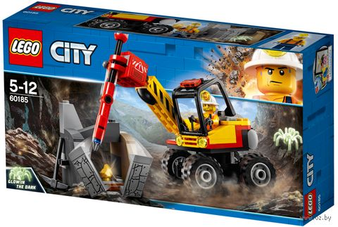 """LEGO City """"Трактор для горных работ"""" — фото, картинка"""