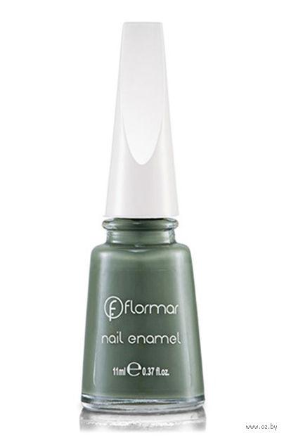"""Лак для ногтей """"Nail Enamel"""" (тон: 454, army glam) — фото, картинка"""