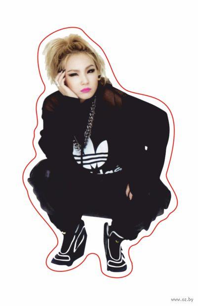 """Наклейка """"2NE1. CL"""" (арт. 8) — фото, картинка"""