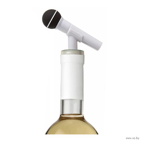 "Пробка для бутылки ""Dynamike"" (белая)"