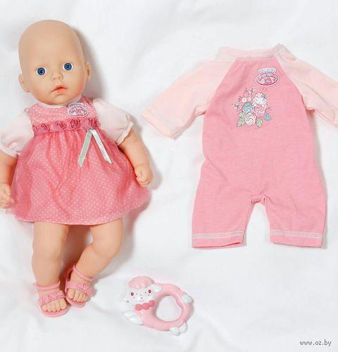 """Пупс """"Baby Annabell. Розовые ползунки"""" (36 см; арт. 794333)"""