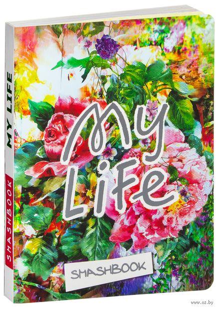 My life (c наклейками) — фото, картинка