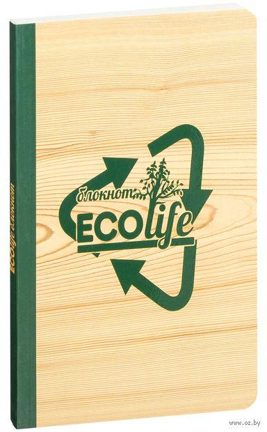 """Блокнот """"Ecolife №3"""" (А5) — фото, картинка"""