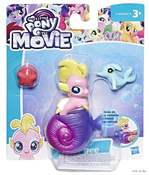 """Фигурка """"My Little Pony. Мерцание. Джелли Би"""" — фото, картинка"""