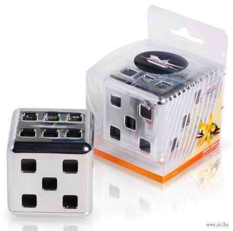 """Ароматизатор """"Куб"""" (французская ваниль; арт. AFKU036) — фото, картинка"""