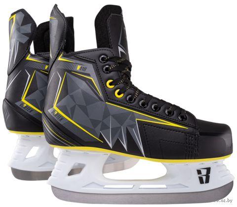 """Коньки хоккейные """"Vortex V110"""" (р. 36) — фото, картинка"""