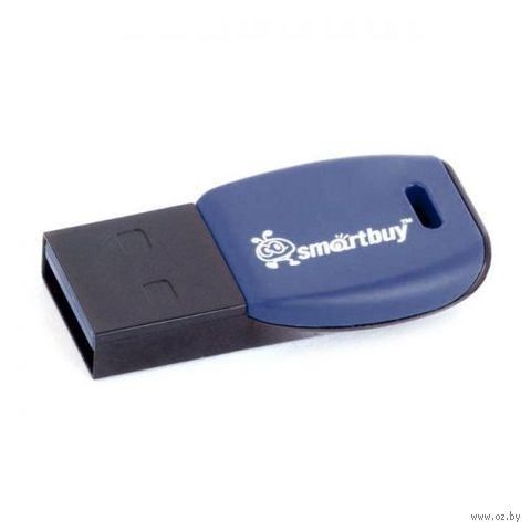 USB Flash Drive 8Gb SmartBuy Cobra (Dark Blue)