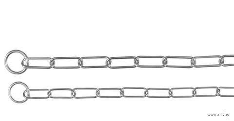 """Ошейник-цепочка для длинношерстных собак """"TRIXIE"""" (72 см)"""