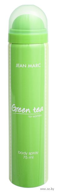 "Дезодорант-спрей ""Green Tea"" (75 мл) — фото, картинка"